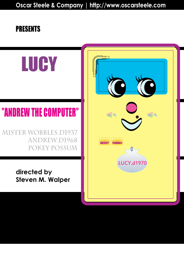 "Andrew the Computer ""Lucy"""